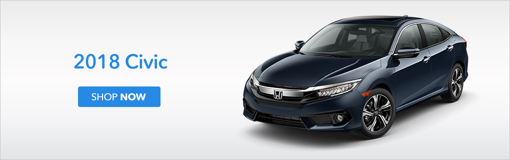 2018 Honda Civics on Sale Now! See Dealer for Details
