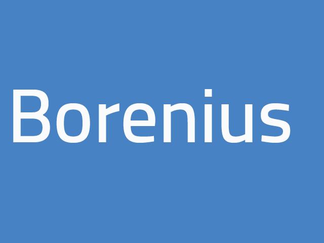 Borenius