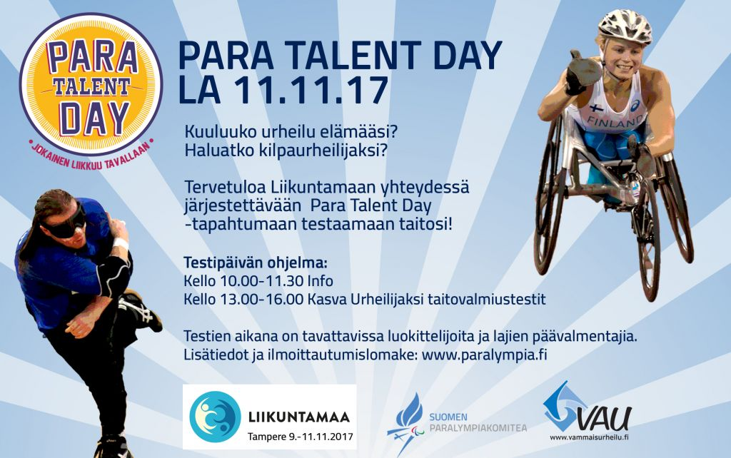 Para Talent Day 11.11.