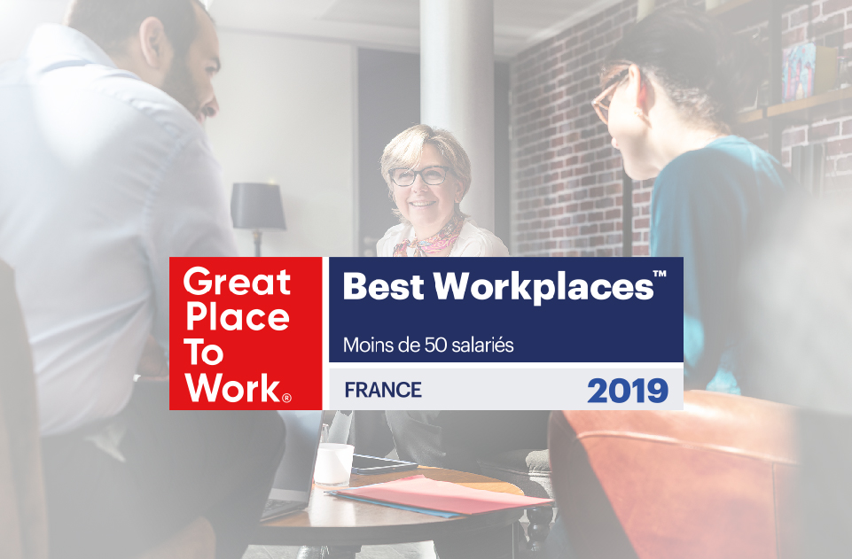Best Workplace France - Great Place To Work - Valtus Management de transition