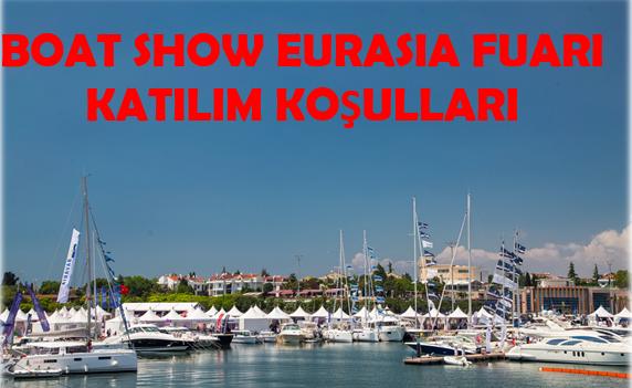 Sektörün Devleri Boat Show Eurasia Fuarında Viaport Marina, Tuzlada...