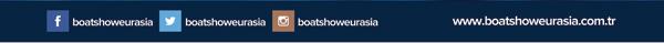 Yacht Show Eurasia Fuarı, 20-25 Haziran 2018de Yalıkavak Marinada