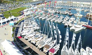 Boat Show Tuzla Karada ve Denizde Kendi Evinde Viaport Marina, Tuzlada...