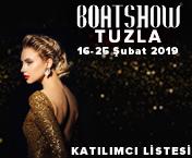 Boat Show Tuzla KARA Fuarında Siz de Yerinizi Alın...