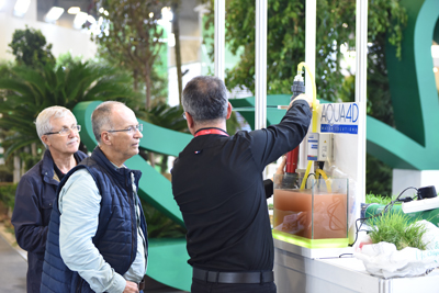 The Flower and Plant Show is the industry's most important commercial platform for both exhibitors and buyers