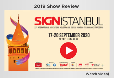 Get your free tickets now using the new user-friendly SIGN Istanbul website