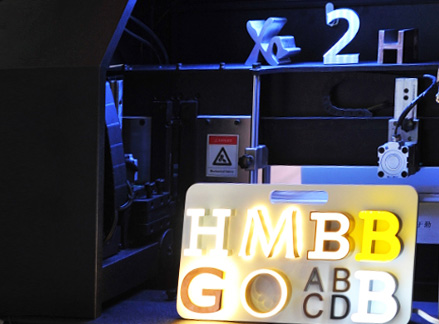 Discover All Types of Box Letter Signs at SIGN Istanbul