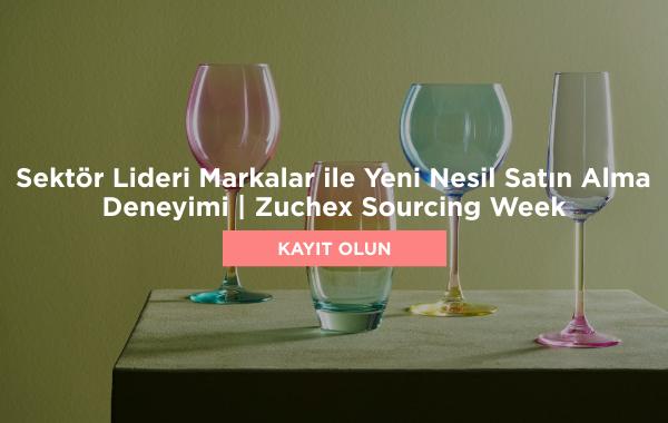 Zuchex Sourcing Weekde buluşacağınız lider firmalardan bazıları…