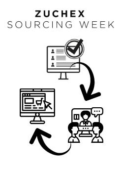 Zuchex Sourcing Week hafta boyunca devam ediyor! Acele edin, ziyaretçi kaydınızı tamamlayarak fırsatı kaçırmayın!