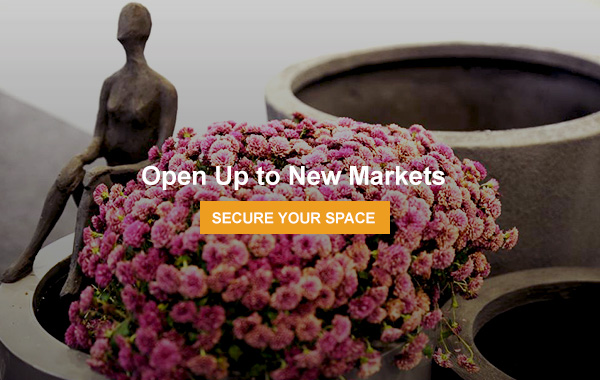 Exhibit your latest products, technical equipment and solutions to buyers at The Flower and Plant Show