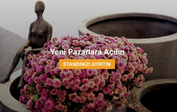 En yeni ürün ve çözümlerinizi The Flower and Plant Show'da doğru satın almacılar ile buluşturun