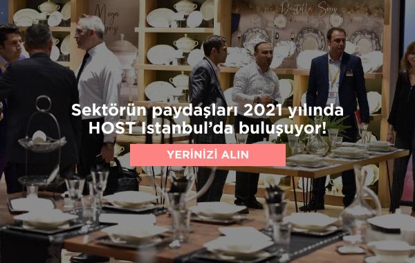 HOST İstanbul, sektörün 18 ay sonra gerçekleşecek ilk fuarı olarak uzun bir aradan sonra yüz yüze ticaret fırsatları sunacak…