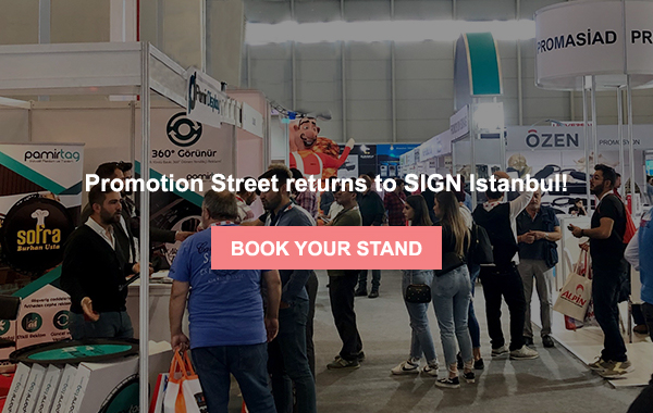 Promotion Street is expected to draw great attention during the September event!