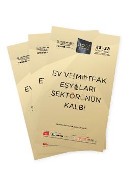 Sektörün ihtiyaç duyduğu fırsatlar HOST Istanbul'da!