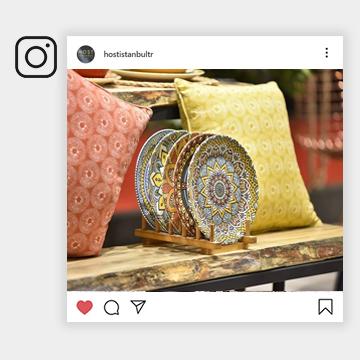 Sosyal medyada bizi takip edin, HOST Istanbul ile en yeni inovatif ürünleri keşfedin…