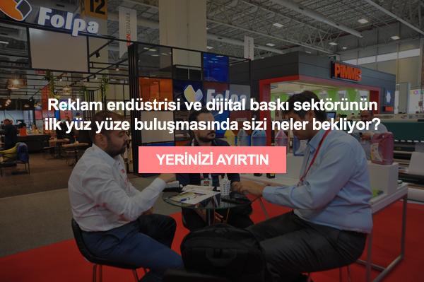 SIGN İstanbul ile yeni iş bağlantıları kurun!