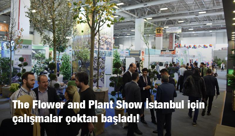 Türkiye'nin uluslarası ilk ve tek süs bitkileri ve peyzaj fuarında siz de yerinizi alın!