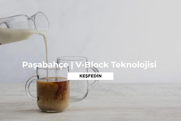 Virüs ve Bakterilere Karşı Etkili V-Block Teknolojisi Paşabahçe ile Hayat Buluyor!