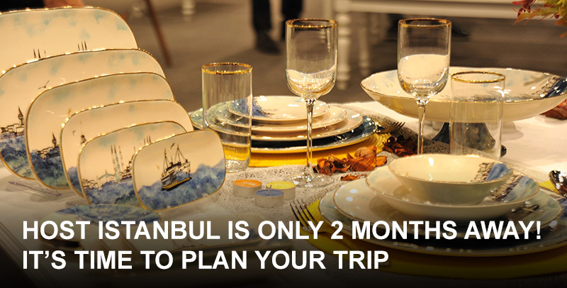 Useful information to enjoy sourcing high end home and kitchenware products in one of the greatest cities in the World