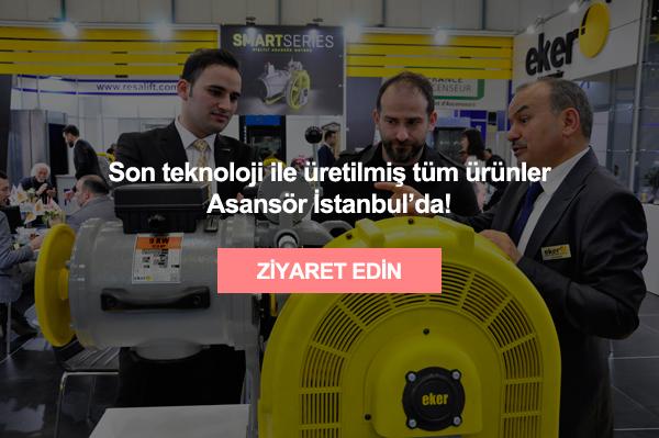 Asansör İstanbul 2021 bu yıl da endüstrinin buluşma noktası olacak.