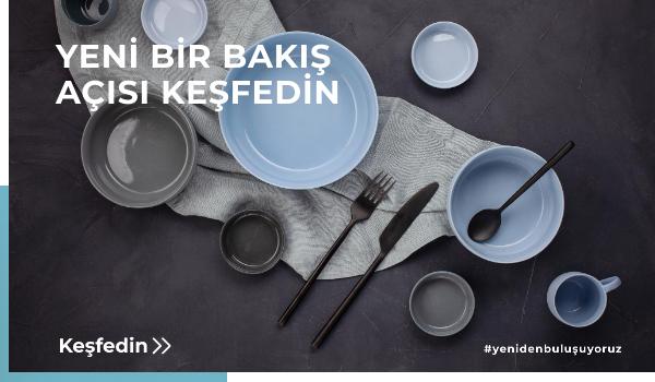 #yenidenbuluşuyoruz | 16-19 Eylül 2021 Tüyap, İstanbul
