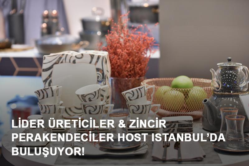 Zincir perakende firmalarından satın almacılar HOST İstanbul ziyaretleri için rezervasyonlarını şimdiden yaptı.