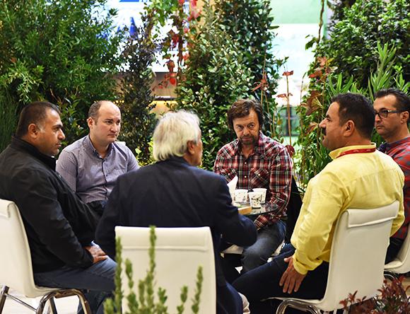 Sektör, Avrasya bölgesindeki en etkili ihtisas fuarı The Flower and Plant Showu bekliyor