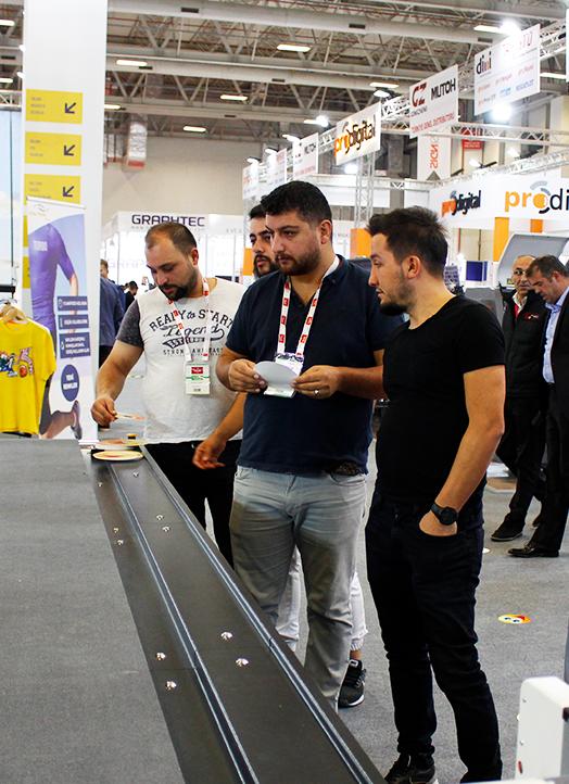 SIGN İstanbul 9-12 Eylül tarihleri arasında Tüyapta!