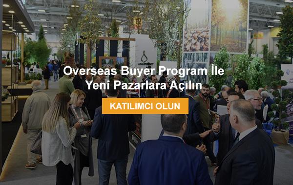 Overseas Buyer Program katılımcıların ihracatına katma değer sağlayacak