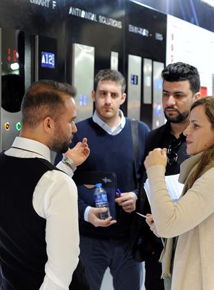 Sektöründe dünyanın en büyük üç fuarından birisi olan Asansör İstanbul, brüt metrekare bazında yüzde 20 büyüdü!