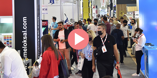 SIGN Istanbul has gathered the leading brands and buyers across the world over the course of 4 days!
