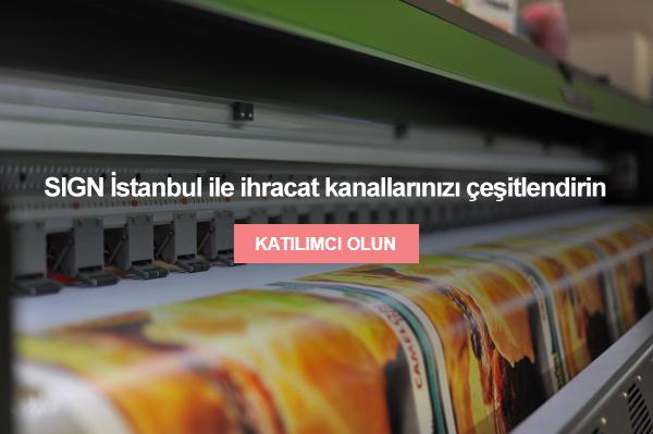 SIGN İstanbul'da yerinizi alarak, yüksek ölçekli ticaret anlaşmaları imzalayın ve rakiplerinizin önüne geçin.