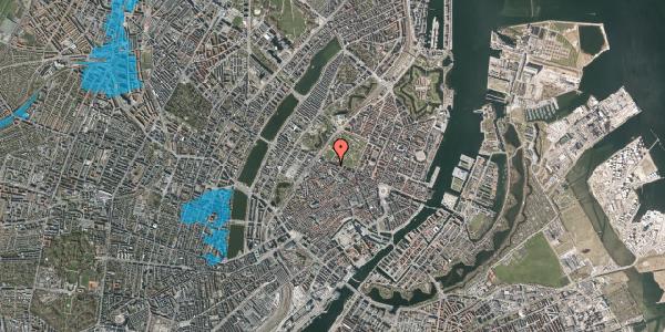 Oversvømmelsesrisiko fra vandløb på Gothersgade 103A, 4. tv, 1123 København K