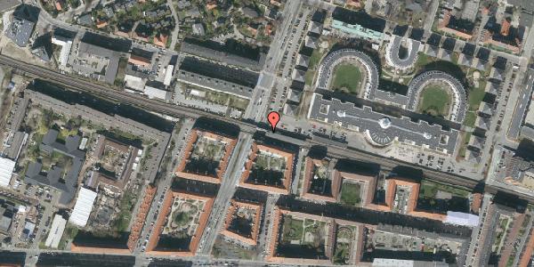 Oversvømmelsesrisiko fra vandløb på Dalgas Boulevard 142, 2000 Frederiksberg