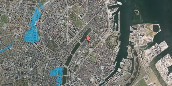 Oversvømmelsesrisiko fra vandløb på Abildgaardsgade 15, 2100 København Ø
