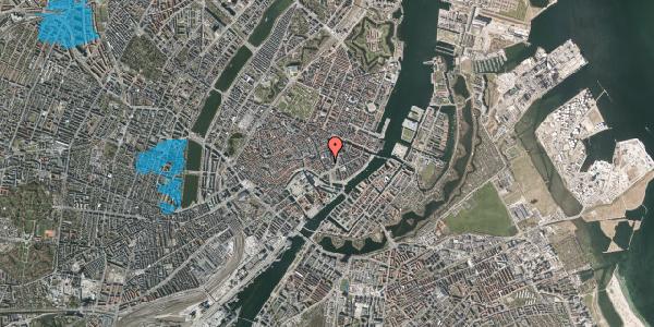 Oversvømmelsesrisiko fra vandløb på Asylgade 8, 2. , 1064 København K
