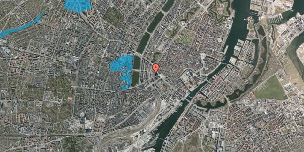 Oversvømmelsesrisiko fra vandløb på Axeltorv 8, 4. tv, 1609 København V