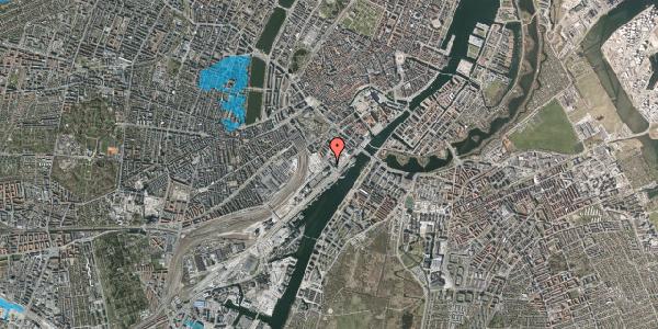 Oversvømmelsesrisiko fra vandløb på Bernstorffsgade 29, kl. , 1577 København V