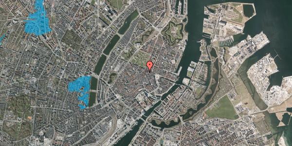 Oversvømmelsesrisiko fra vandløb på Christian IX's Gade 4, 4. , 1111 København K
