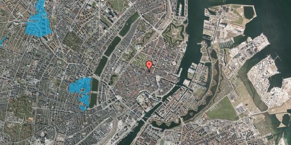 Oversvømmelsesrisiko fra vandløb på Christian IX's Gade 5, 4. th, 1111 København K
