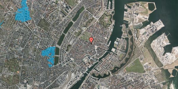 Oversvømmelsesrisiko fra vandløb på Christian IX's Gade 6, 3. th, 1111 København K