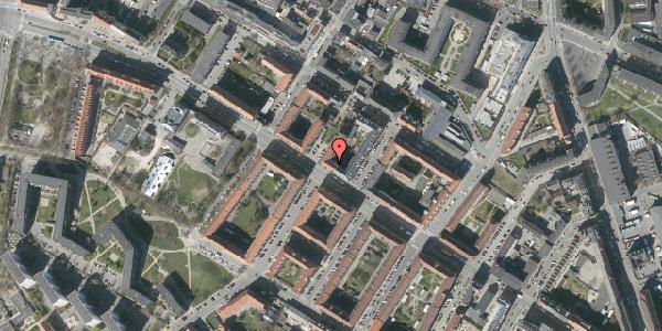 Oversvømmelsesrisiko fra vandløb på Frederikssundsvej 68A, 1. tv, 2400 København NV