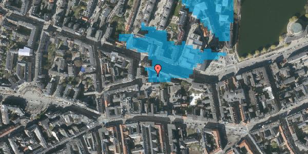 Oversvømmelsesrisiko fra vandløb på Gammel Kongevej 39G, 2. , 1610 København V