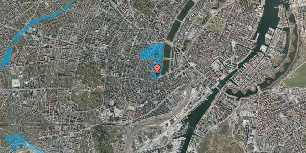 Oversvømmelsesrisiko fra vandløb på Gammel Kongevej 39M, 1. 4, 1610 København V