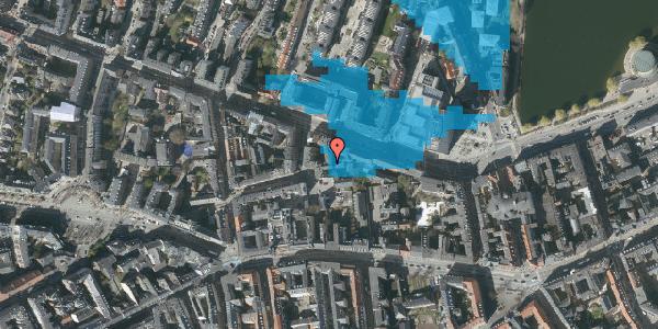 Oversvømmelsesrisiko fra vandløb på Gammel Kongevej 41A, 1. tv, 1610 København V