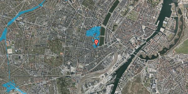 Oversvømmelsesrisiko fra vandløb på Gammel Kongevej 41, 3. , 1610 København V