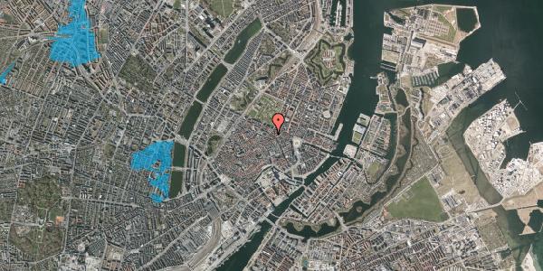 Oversvømmelsesrisiko fra vandløb på Gammel Mønt 35, st. , 1117 København K