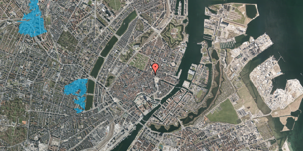 Oversvømmelsesrisiko fra vandløb på Gothersgade 15, st. , 1123 København K