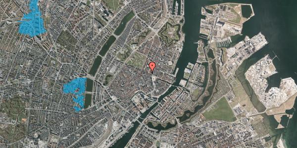 Oversvømmelsesrisiko fra vandløb på Gothersgade 17, st. tv, 1123 København K