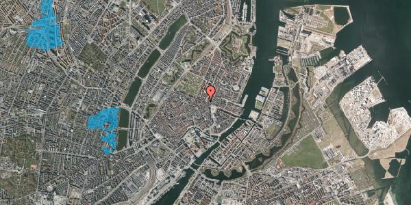 Oversvømmelsesrisiko fra vandløb på Gothersgade 19, kl. , 1123 København K